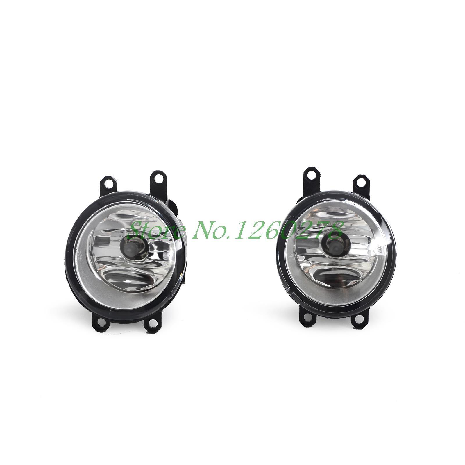 NICECNC Halogen Fog Light Lamps/H11 55W Bulbs For Lexus CT200h ES300h ES350 GS350 460 450h HS250h IS250 IS350 LX570 RX350 RX450h<br>