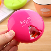 1PC Portable 7 Day Weekly Pill Travel Medicine Box Dispenser Capsule Holder Organiser Pill Case RP1-5(China)
