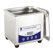 Skymen Digital Ultrasonic Cleaner Bath 1.3L 60W Degas(China)