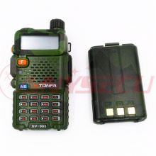 top selling professional walkie talkie uv-985 camo