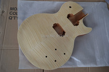 new semi-finished electric guitar body made in China+EMS free shipping F-1823(China)