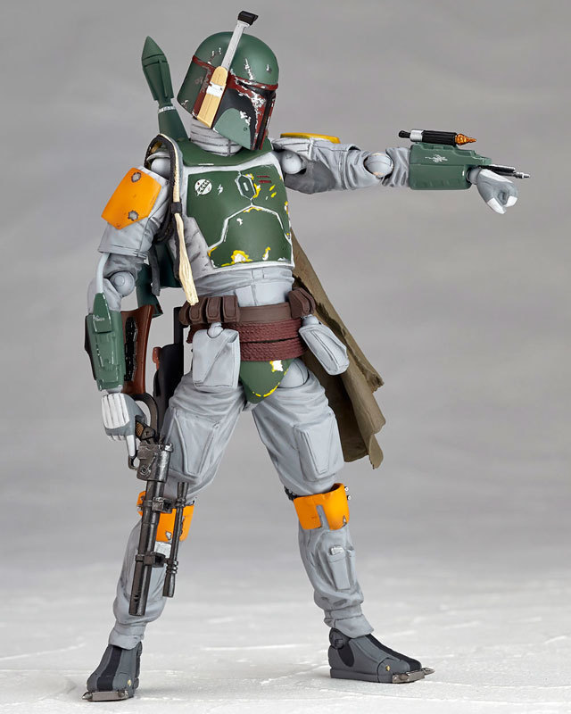 Star Wars16cm REVO 005 Boba Fett Action Figure Collection toys for christmas gift with retail box Free shipping<br><br>Aliexpress