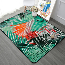 Buy Pastoral Leaves Series Big Carpets Living Room Warm Soft Rugs Bedroom Study/Restaurant Area Rug Coffee Table Floor Mat for $31.30 in AliExpress store