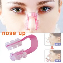 MOONBIFFY Fashion Nose Up Shaping Shaper Lifting Bridge Straightening Beauty Nose Clip Face Fitness Facial Clipper corrector(China)