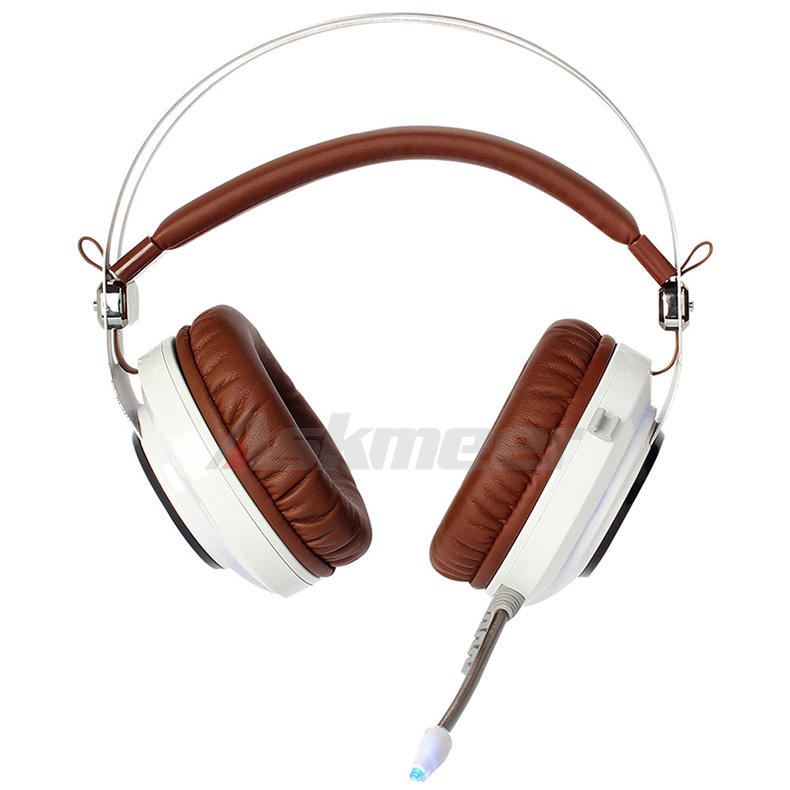 XIBERIA K2 Computer Gaming Headphones Stereo Surround Sound Glowing LED Light Game Headset Gamer with Microphone fone de ouvido (8)