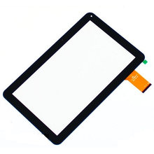"Black New 10.1"" Best Buy Easy Home tablet 10 Dual Core touch screen panel Digitizer Glass Sensor replacement Free Shipping"
