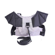 Bat 2016 Cute Kids Anti-lost Toddler Safety Harness Backpack Strap Bag Walking Wings Cool Beautiful Hot New
