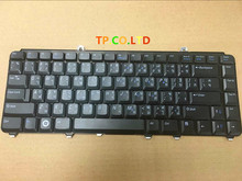 FREE SHIPPING Brand New Thai keyboard  For Dell inspiron 1400 1520 1521 1525 1526  Service Thai version BLACK