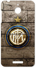 Inter Milan Logo Cell Phone Cover For HTC one X M7 M8 M9 For Samsung Galaxy E5 E7 S3 S4 S5 Mini S6 S7 Edge Plus Note 3 4 5 Case(China)