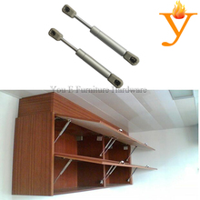 Easy folding gas spring lift furniture hinge for cabinet or box A07