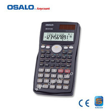 OS-991MS Scientific Calculator Dual Power Calculadora Cientifica with Languages Specification As Office & School Gift(China)