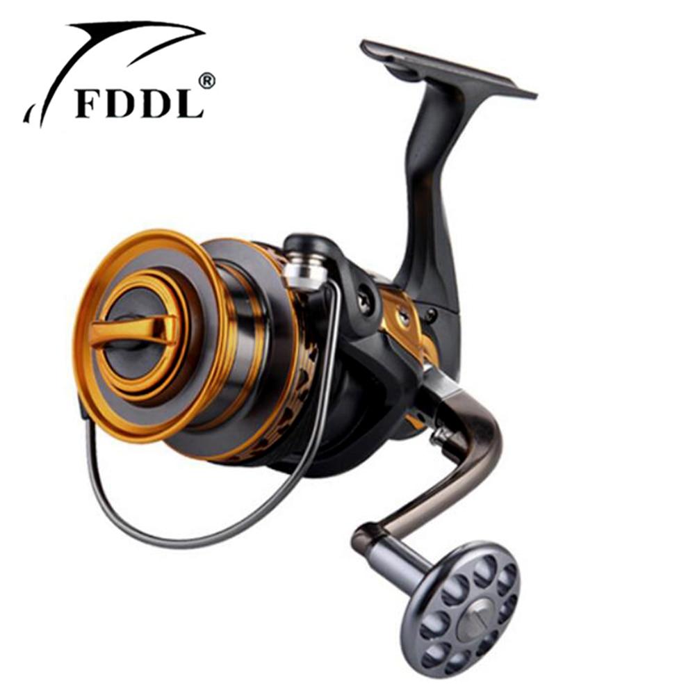 FDDL metal Fishing Reel 14BB 4000 - 7000 series spinning reel fishing reels<br>
