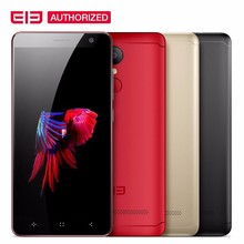 Original Elephone A8 1GB 8GB Android 7.0 5.0'' Smartphone MTK6580 Quad Core 3G WCDMA Mobile Phone Fingerprint 1800mAh Cellphone