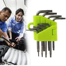 8pc /Set CRV CR-V Screwdriver Screw drivers Socket Tool Set T5 T6 T7 T8 T9 T10 T15 T20 Star Repair Wrench Kit 8 in 1 Screwdriver