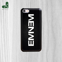 Low Price Eminem Printing Plastic Mobile Phone Housing For iPhone 6 6s And 4 4s 5 5s 5c 6 plus Phone Case
