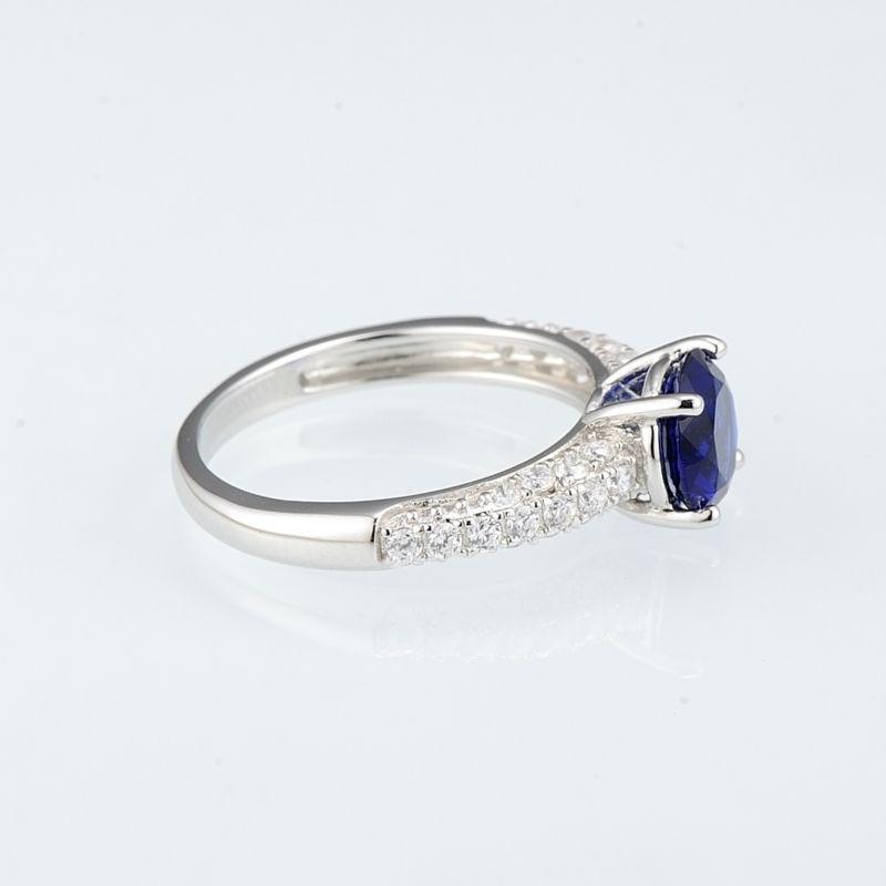 R303111BLGZSL925-SV3-Silver Ring