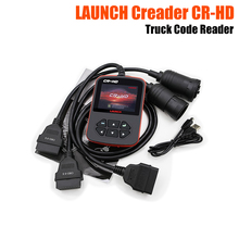 2016 Latest Original LAUNCH Creader CRHD Heavy Duty Code Reader CR HD J1939/J1708 Protocols Update Online CR-HD Truck Scanner