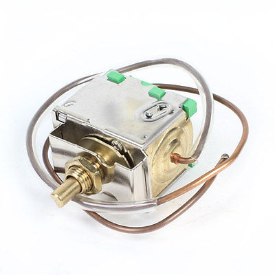 2 Pin WPF24-L Temperature Control Refrigerator Thermostat 19.7 Long Cord<br><br>Aliexpress