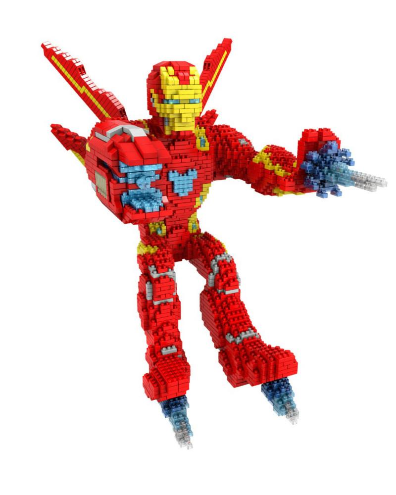 PZX Super hero ironman 8831-2-1