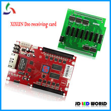 D10 cascade LED controller xixun full color led screen receiving card D10 supports 320*256(China)