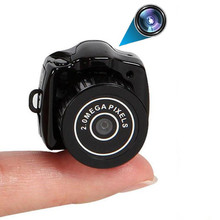 Smallest Mini Cam HD Security Camera Thumb Video Recorder Camera DVR CMOS Camcorder Spied Camera