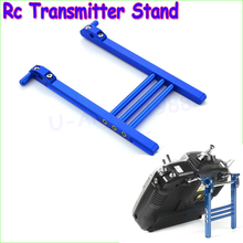 1pcs RC Radio Transmitter Metal Support Stand  for JR FUTABA   Transmitter