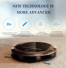 Sweeping robot, vacuum cleaner intelligent household ultra thin automatic washing machine