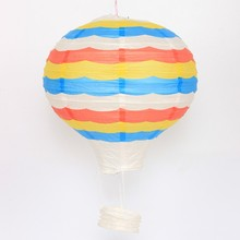 30cm Round Paper Lantern Birthday Wedding Party Decor Gift Craft DIY Fire Ball Shape Paper Sky Lantern Flying Wishing Lamp