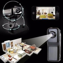 Promotion Hot MD81S Mini Camera Wifi IP P2P Wireless Camera Secret Recording CCTV Android iOS Camcorder Video Espia Nanny Candid(China)