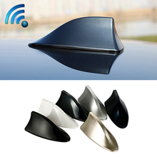 FOR Citroen C4 C5 C2 C3 C6 DS3 DS4 DS5 Radio shark fin Car antenna 3M adhesive blank radio signal auto Car-Styling Accessories