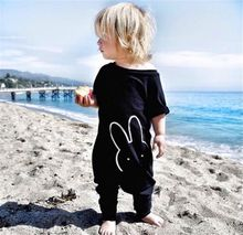 Fashion Newborn rompers bebes Baby boy Romper branded Newborn baby clothes jumpsuit short Sleeve Baby boy Clothes christmas(China)