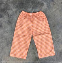 Baby Boys Fashion Clothes Online Hot Sale Boy Plaid Seersucker Pants Children Babys Cheap Price Baby Pants(China)
