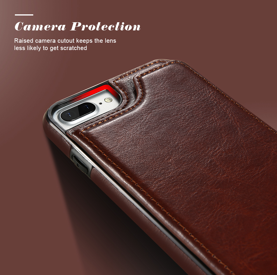FLOVEME Luxury Wallet Case For iPhone 6 6S Bracket Type Leather Card Holder Kickstand Flip Back Cover For iPhone 7 7 Plus 6 Plus_04