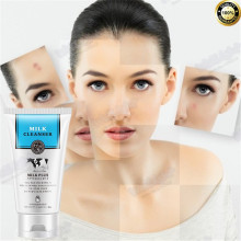 Factory Outlets ! Quality Milk Facial Cleanser Professional For Removing Black Face & Body Beauty Healthy Care(China)