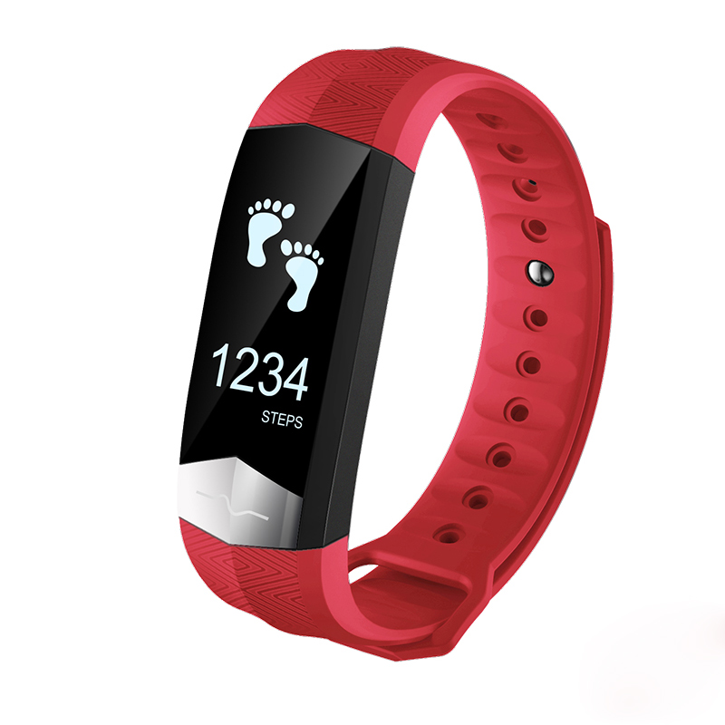 CD01 Graphene ECG HeartRate Blood Pressure Smart Bracelet for iphone Android Sleep Pedometer Activity Tracker Call SMS Reminder 21