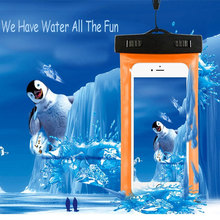 Universal Bags Cover Waterproof Bag For HTC Windows Phone 8S A620e 4 inch / 8 S / A 620E Mobile Phones Underwater Pouch Case