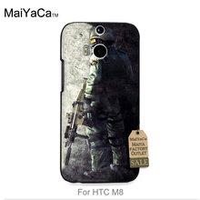On Sale Luxury Cool Phone Accessories Case For HTC One m8 case  Counter Strike CS GO Game Fashion Original