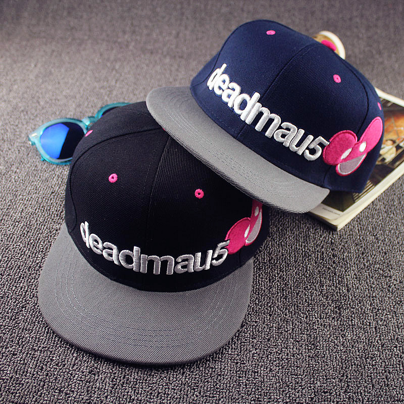 Snapback Hats New Sport  Fashion Letter DEADMAU5 Embroidery Summer Fall Baseball Caps Men &amp; Women Baseball Hat Casquette Bone<br><br>Aliexpress