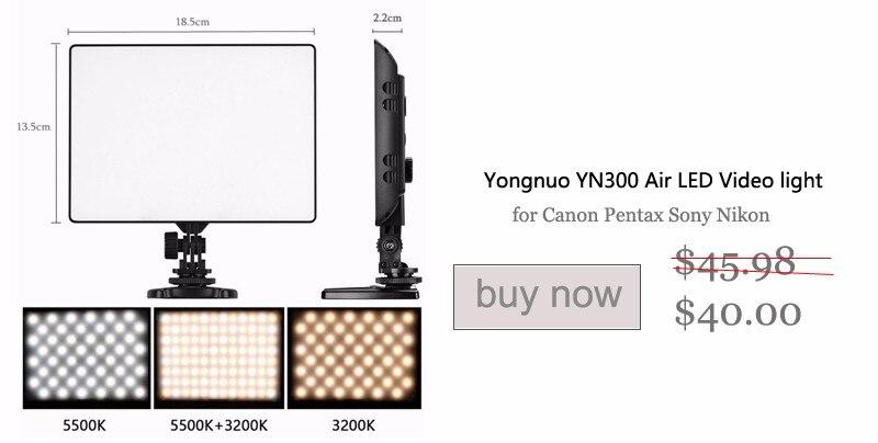 Yongnuo YN300 Air LED Video light