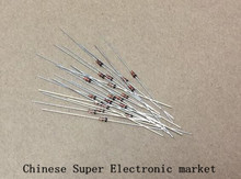 50PCS switching diode 1N914 IN914 line DO-35(China)