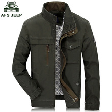 Free Shipping Mens Coat Men's New Style Men Autumn Jackets Casual AFS JEEP Jacket Loose Size Coat Top Quality 130D