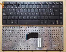 Repair You Life Laptop Keyboard For Compal QAL30 SP Spanish layout black 2B-03610C230 PK130LJ1D21keyboard New Original(China)