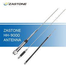 ZASTONE HH-9000 Antenna for Car Mobile Radio Quad Band 29.6/50.5/144/435MHz HH9000 Antenna Car Radio Walkie Talkie Accessories(China)