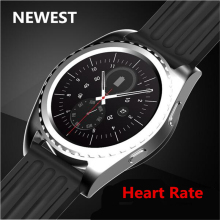 No.1 Smart Watch NB-2 Sport MTK2502 Smartwatch heart Rate Monitor life waterproof touch Watch for android IOS PK Samsung gear s2(China)