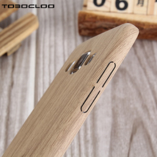 Retro Vintage Wood Bamboo For Samsung Galaxy J510 J710 J1 J3 J5 S6 S7 edge S8 PLUS A3 A5 A7 2016 Leather PU Case Soft Skin Cover