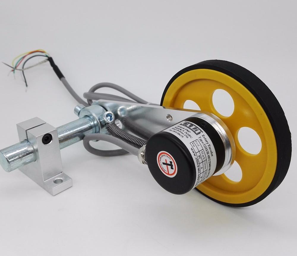 GHS38 roller wheel encoder