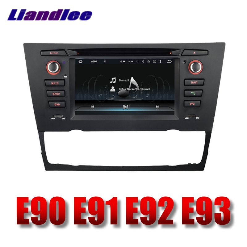 Liandlee Car Multimedia Player NAVI For BMW 3 E90 E91 E92 E93 2005~2013 With DVD BT Car Radio Stereo GPS Navigation Touch Screen 5