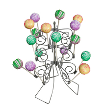 New Arrival 3 Tier Metal Fondant Lollipop Stands Pops Display Holder Party Decoration Supplies Flower Stand Cake Flowers Stand