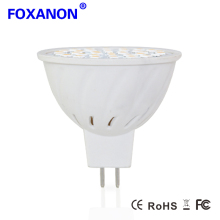 Foxanon Led Spotlight GU10 MR16 E27 GU 5.3 LED Lamp 220V 110V 12V Leds Light Bulb 8W 6W 4W Spotlight  Lighting 2835 SMD Lampada