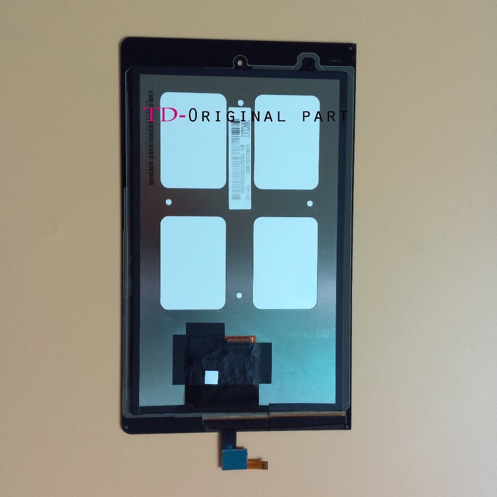 100% Tested For Lenovo Yoga 8 B6000 Tablet PC Touch Screen Digitizer+LCD Display Assembly Parts Replace<br>